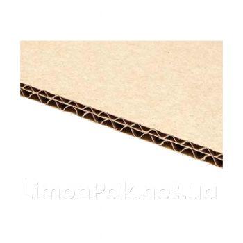 Гофрокартон (П31) 1200*1000мм п'ятишаровий листової