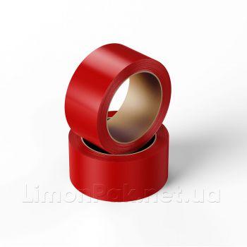 Скотч червоний 48*66