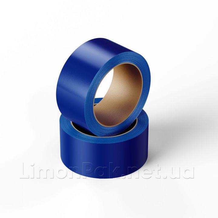 Скотч синій 48*66
