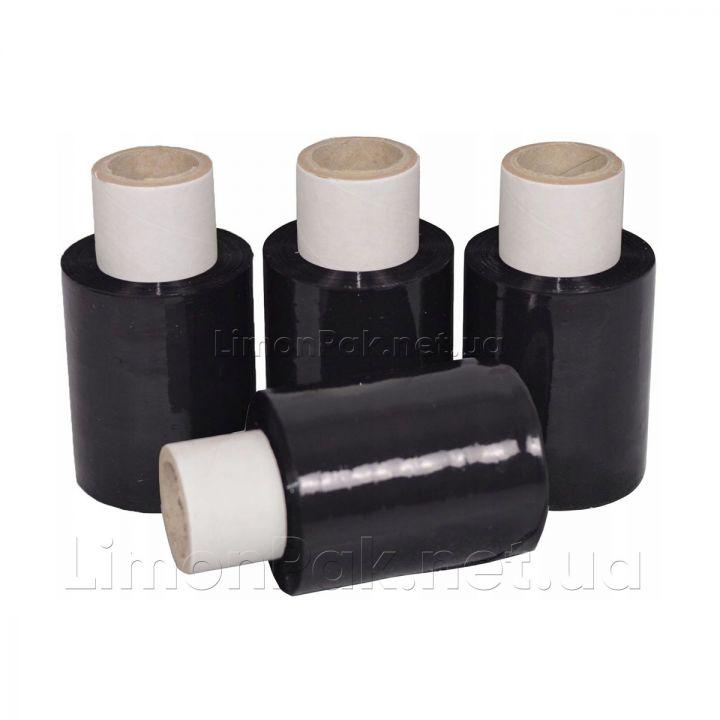 Стрейч-плівка чорна 20 мк, 250мм*150м, LimonPak