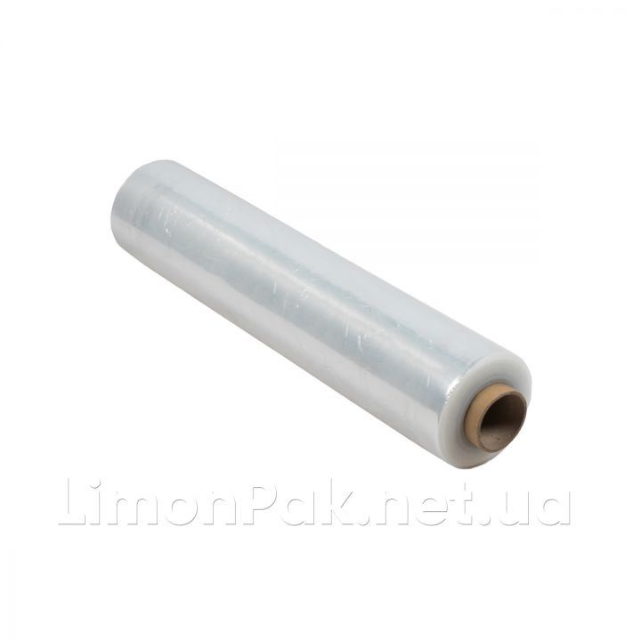 Стрейч-плівка прозора 23 мк 150 м LimonPak